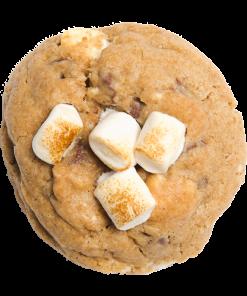 Big Smores Cookies
