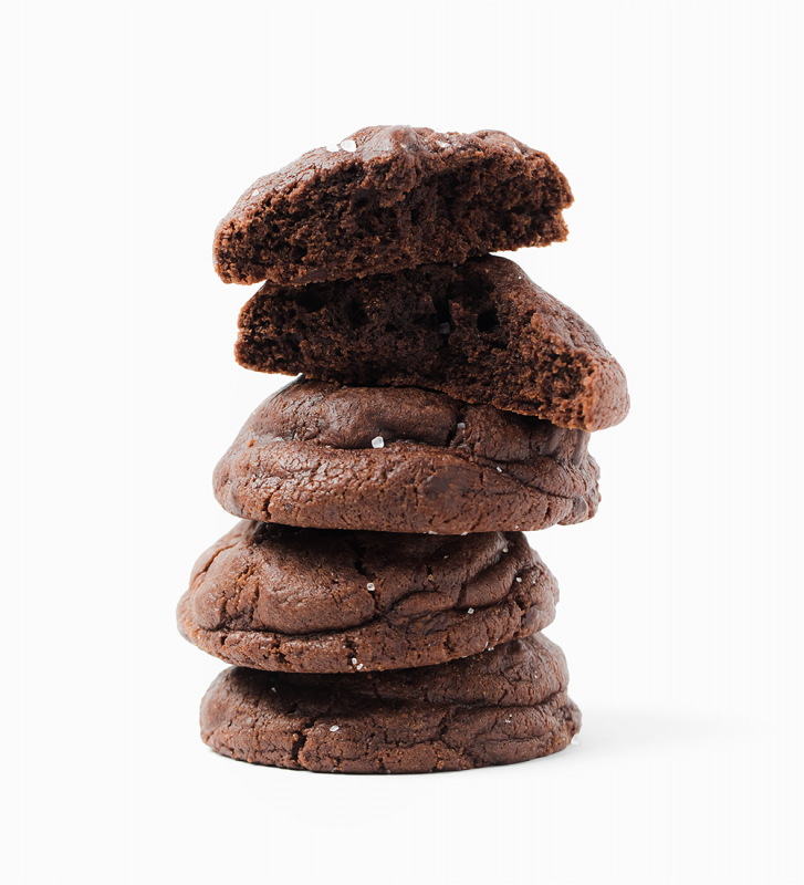 Stack Dark Chocolate Sea Salt