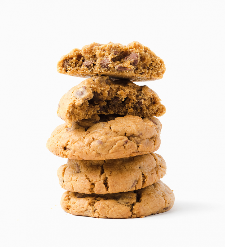 Stack Peanut Butter Chocolate Chip