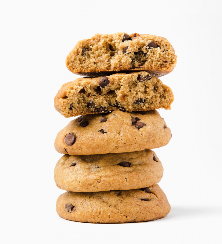Stack Vegan Chocolate Chip