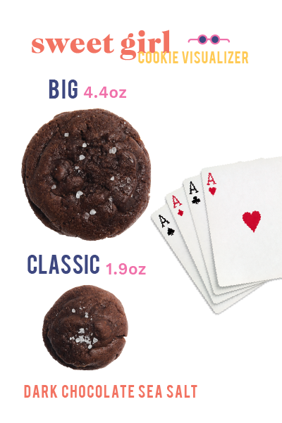 Large cookie gifts and classic cookie gifts